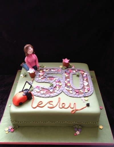 2nice2slice Ladies Birthday Cake 31