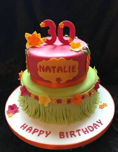 2nice2slice Ladies Birthday Cake 21