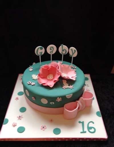 2nice2slice Ladies Birthday Cake 27