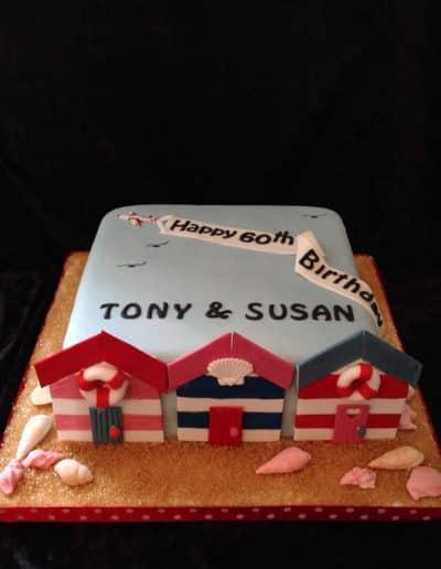 2nice2slice Ladies Birthday Cake 28