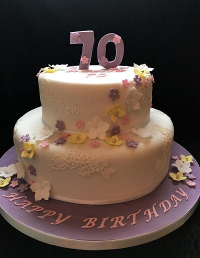 2nice2slice Ladies Birthday Cake 41