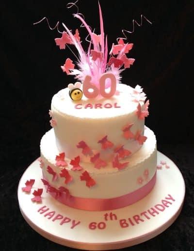 2nice2slice Ladies Birthday Cake 46