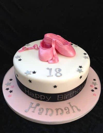 2nice2slice Ladies Birthday Cake 48