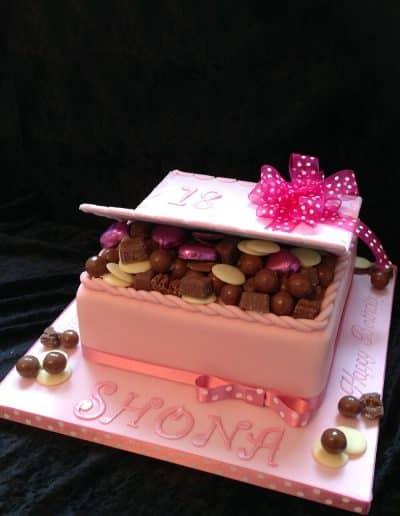 2nice2slice Ladies Birthday Cake 50