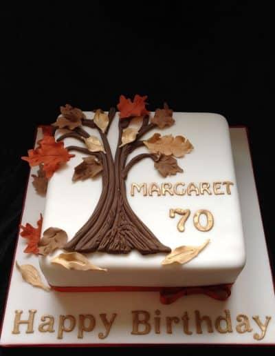 2nice2slice Ladies Birthday Cake 51