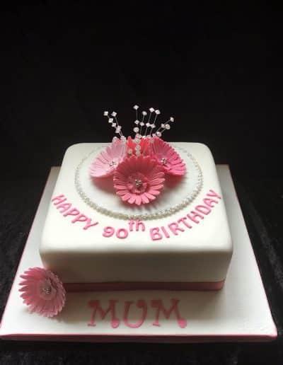 2nice2slice Ladies Birthday Cake 18