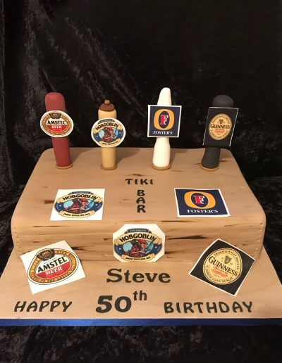 2nice2slice Mens Birthday Cake 36