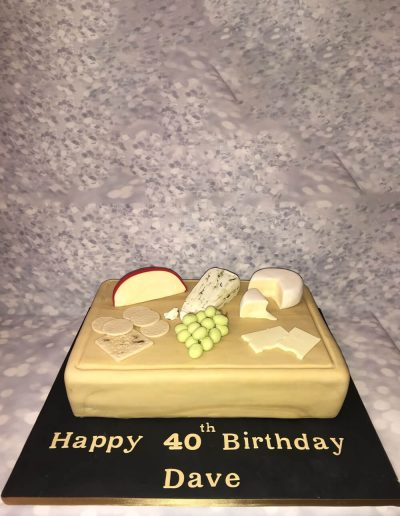 cheese cake birthday