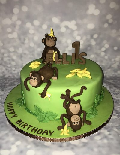 fun birthday cake