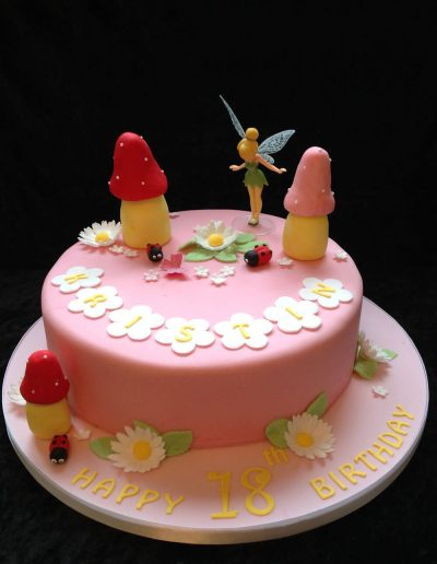 2nice2slice Childrens Birthday Cake 21