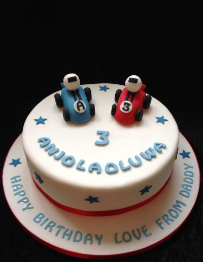 2nice2slice Childrens Birthday Cake 13