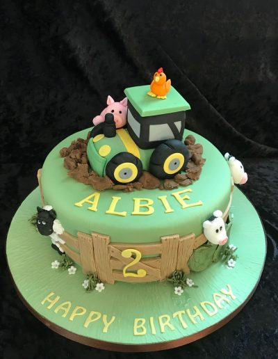 2nice2slice Childrens Birthday Cake58