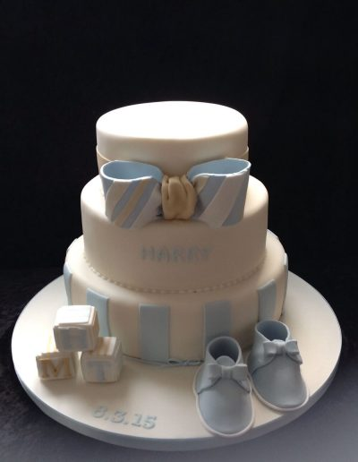 traditional christening cakes pictures