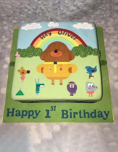 2nice2slice Childrens Birthday Cake 9