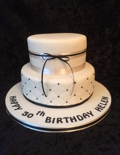 2nice2slice Ladies Birthday Cake 10