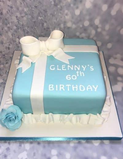 2nice2slice Ladies Birthday Cake 6