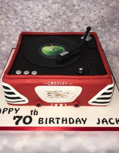 2nice2slice Mens Birthday Cake 3