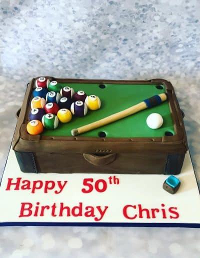2nice2slice Mens Birthday Cake 1