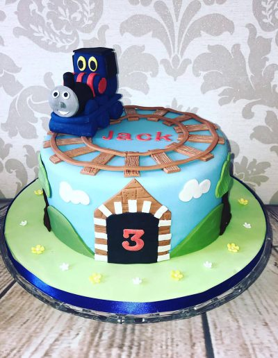 2nice2slice Childrens Birthday Cake 81