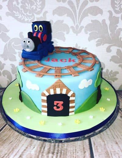 2nice2slice Childrens Birthday Cake 81