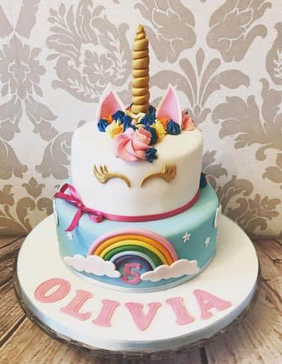 2nice2slice Childrens Birthday Cake 70
