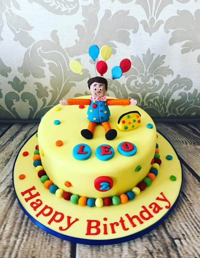 2nice2slice Childrens Birthday Cake 75