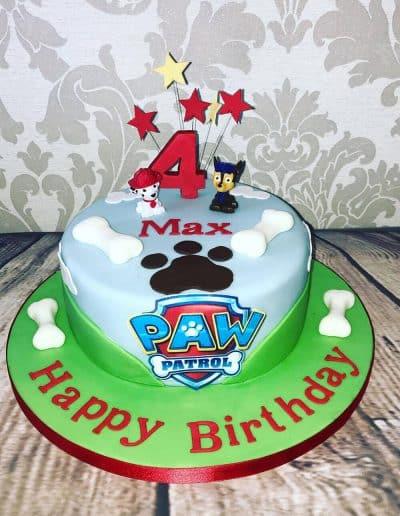 2nice2slice Childrens Birthday Cake 76