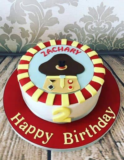 2nice2slice Childrens Birthday Cake 77