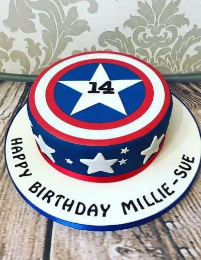 2nice2slice Childrens Birthday Cake 78